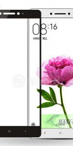 Захисне скло Xiaomi Mi Max Black Full Screen, 9H