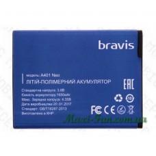 Акумулятор Bravis Neo A401 Original