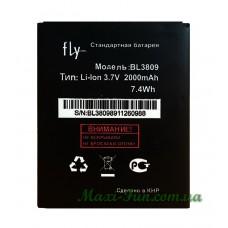Акумулятор Fly BL3809 - IQ458 Quad EVO Tech 2, Fly IQ459 Quad EVO Chic 2