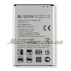Аккумулятор BL-53YH для LG D855 G3, LG D690 G3 Stylus