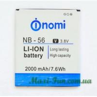Аккумулятор для Nomi i503 Jump (NB-56)
