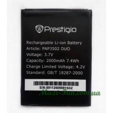 Акумулятор PAP 3502 для Prestigio MultiPhone 3502