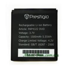 Акумулятор PAP 4322 для Prestigio MultiPhone 4322