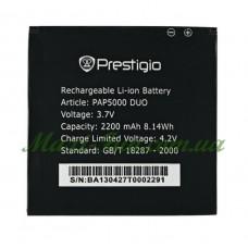 Акумулятор PAP 5000 для Prestigio MultiPhone 5000
