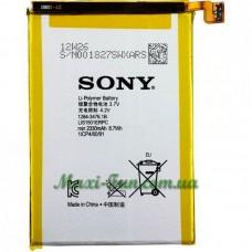 Акумулятор для телефону Sony Xperia ZL (L35H, C6502, C6503, C6506)
