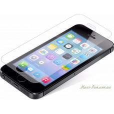 Захисне скло iPhone 5, 5S прозоре