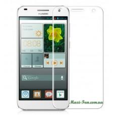 Захисне скло Huawei G7 прозоре, (2.5D)