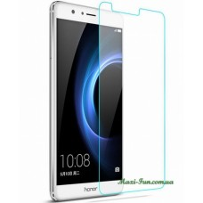 Захисне скло Huawei Honor 8 прозоре, (2.5D)