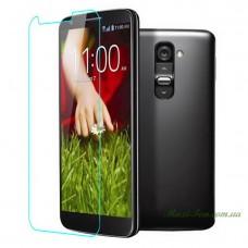 Захисне скло LG G2 D802 прозоре, (2.5D)