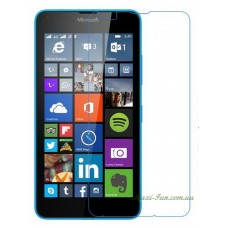 Защитное стекло Nokia Lumia 640 (Microsoft) прозрачное, 9H (2.5D)