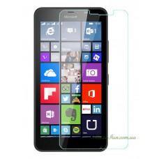 Защитное стекло Nokia Lumia 640 XL (Microsoft) прозрачное, 9H (2.5D)