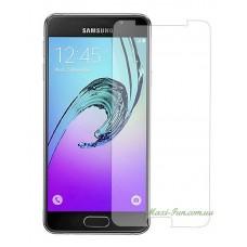 Защитное стекло Samsung A310 Galaxy A3 (2016) прозрачное, 9H (2.5D)