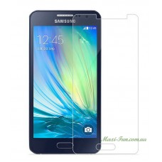 Защитное стекло Samsung A300 Galaxy A3 прозрачное, 9H (2.5D)
