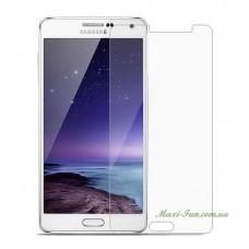Захисне скло Samsung A500 Galaxy A5 прозоре, 9H (2.5D)