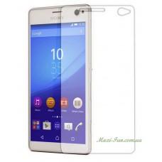 Защитное стекло Sony Xperia C4 (E5333) прозрачное, 9H (2.5D)