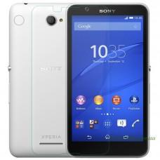 Защитное стекло Sony Xperia E4 (E2115) прозрачное, 9H (2.5D)