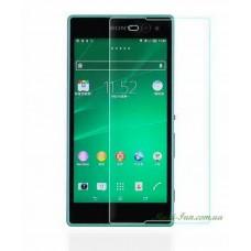Защитное стекло Sony Xperia M5 (E5633) прозрачное, 9H (2.5D)