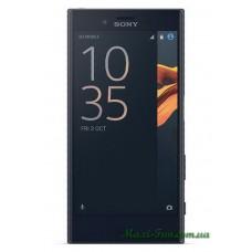 Защитное стекло Sony Xperia X Compact (F5321) прозрачное, 9H (2.5D)