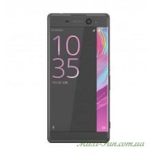 Защитное стекло Sony Xperia XA Ultra (F3212) прозрачное, 9H (2.5D) без закругления
