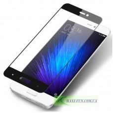 Захисне скло Xiaomi Mi5 Black Full Screen, 9H