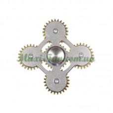 Спиннер Cogwheel 4 Silver MT-27