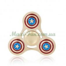 Спінер Super Heroes Captain America